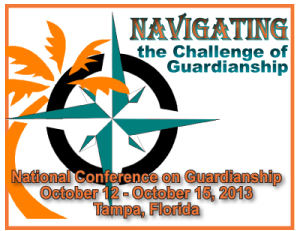 National Guardianship Conference Logo